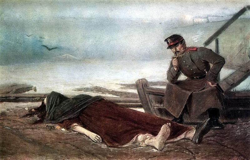 Василий-Григорьевич-Перов--Утопленница.-1867-ГТГ