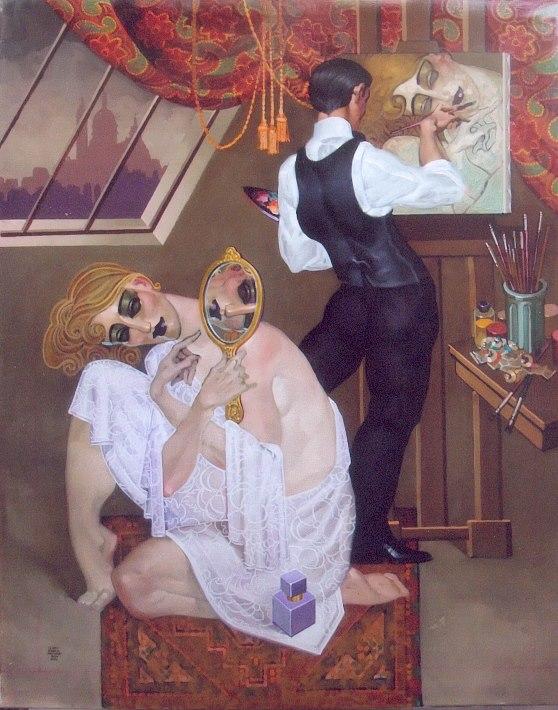 Juarez Machado 1941 Brasilian painter - Tutt'Art@ (32)