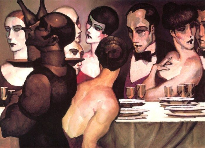 Juarez Machado 1941 Brasilian painter - Tutt'Art@ (48)