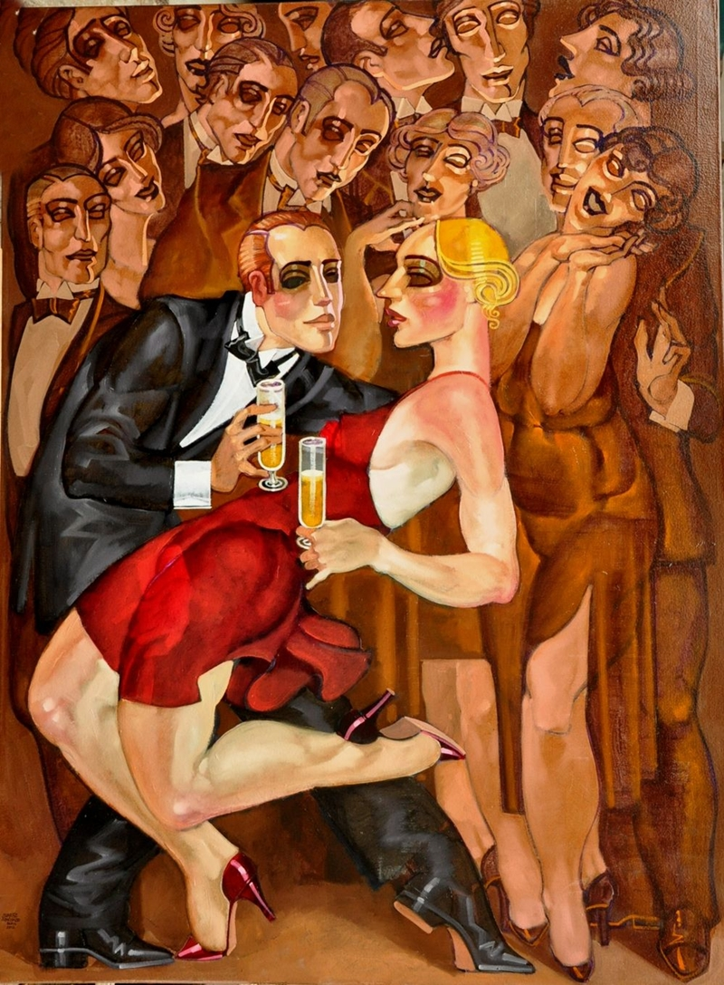 Juarez Machado 1941 Brasilian painter - Tutt'Art@