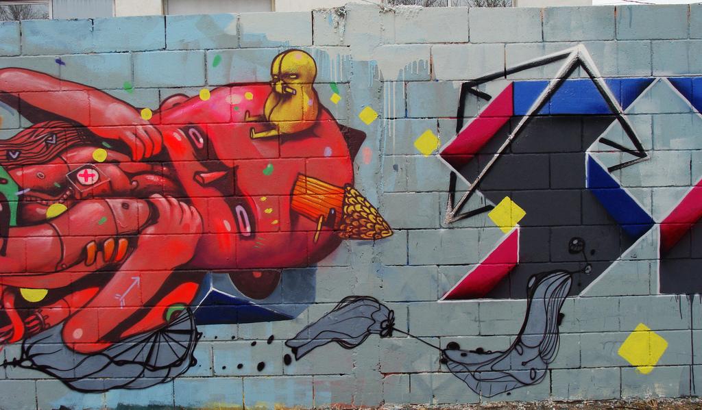 Сюрреалистичное-граффити-by-Beo-Hake