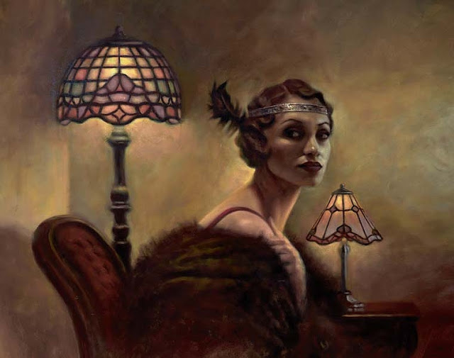 contemporary artists,Figurative painting, Hamish Blakely (6)