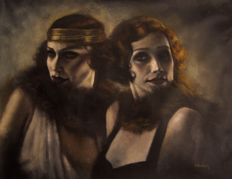 contemporary artists,Figurative painting, Hamish Blakely (11)