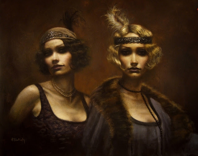 contemporary artists,Figurative painting, Hamish Blakely (13)