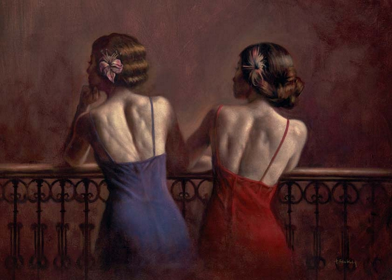 contemporary artists,Figurative painting, Hamish Blakely (17)