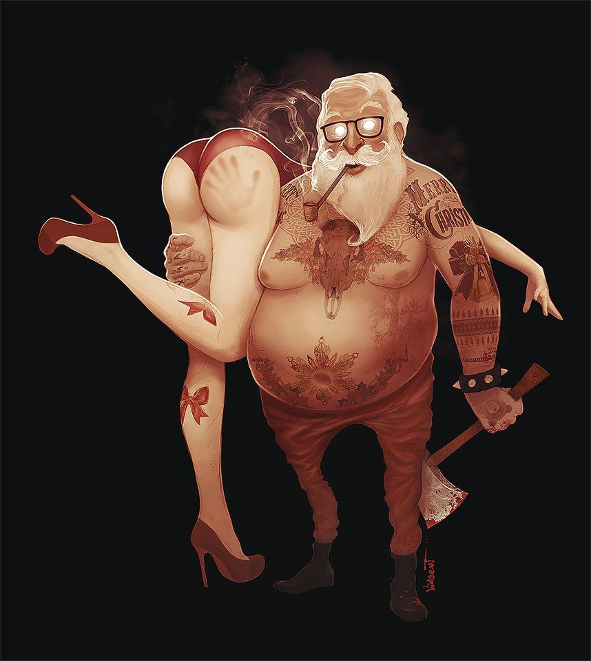 Забавные-рисунки-by-Vincent-Hachen