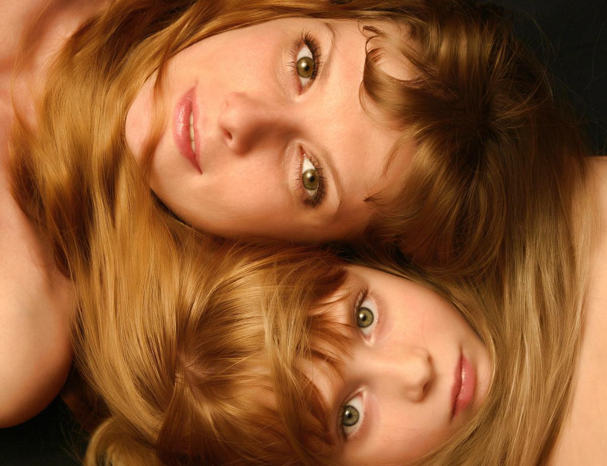 Фотографии мамы и дочери 27 фотография