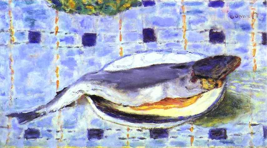 Bonnard_Pierre-Fish_in_a_Dish