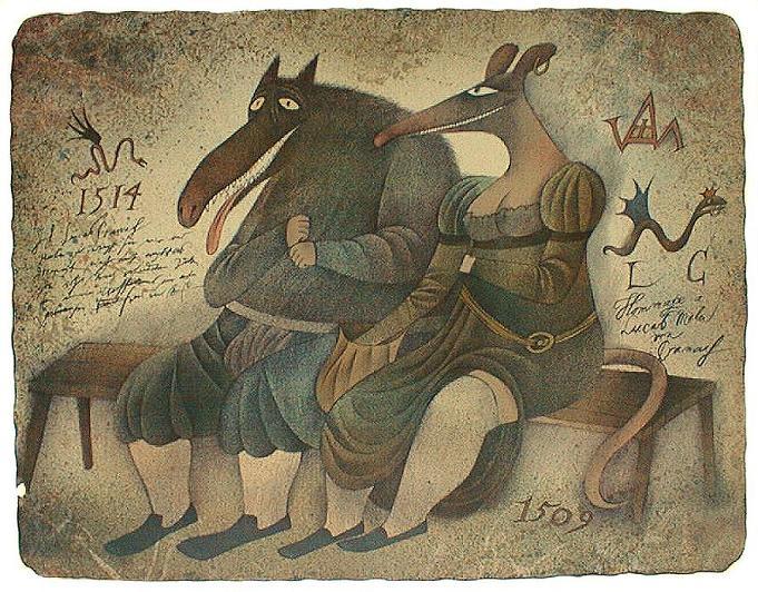 adolf-born-illustration-Czech-painter-illustrator-caricaturist (6)
