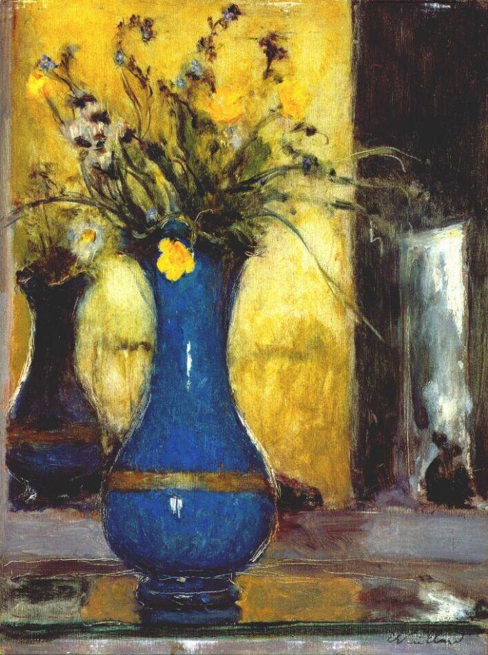 vuillard-the-blue-vase-c1930