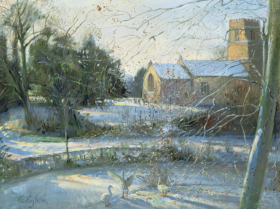 the-frozen-moat--bedfield-timothy-easton