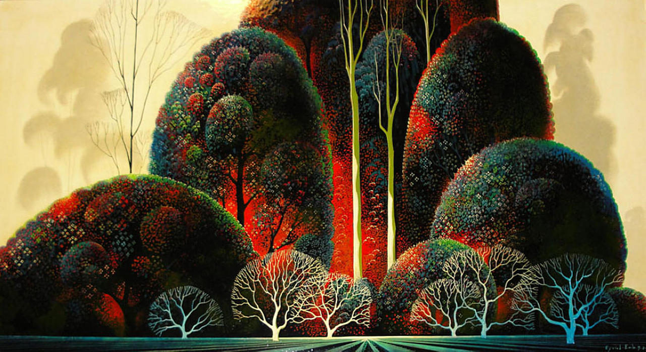 Eyvind EARLE (1916-2000) by Catherine La Rose (7)