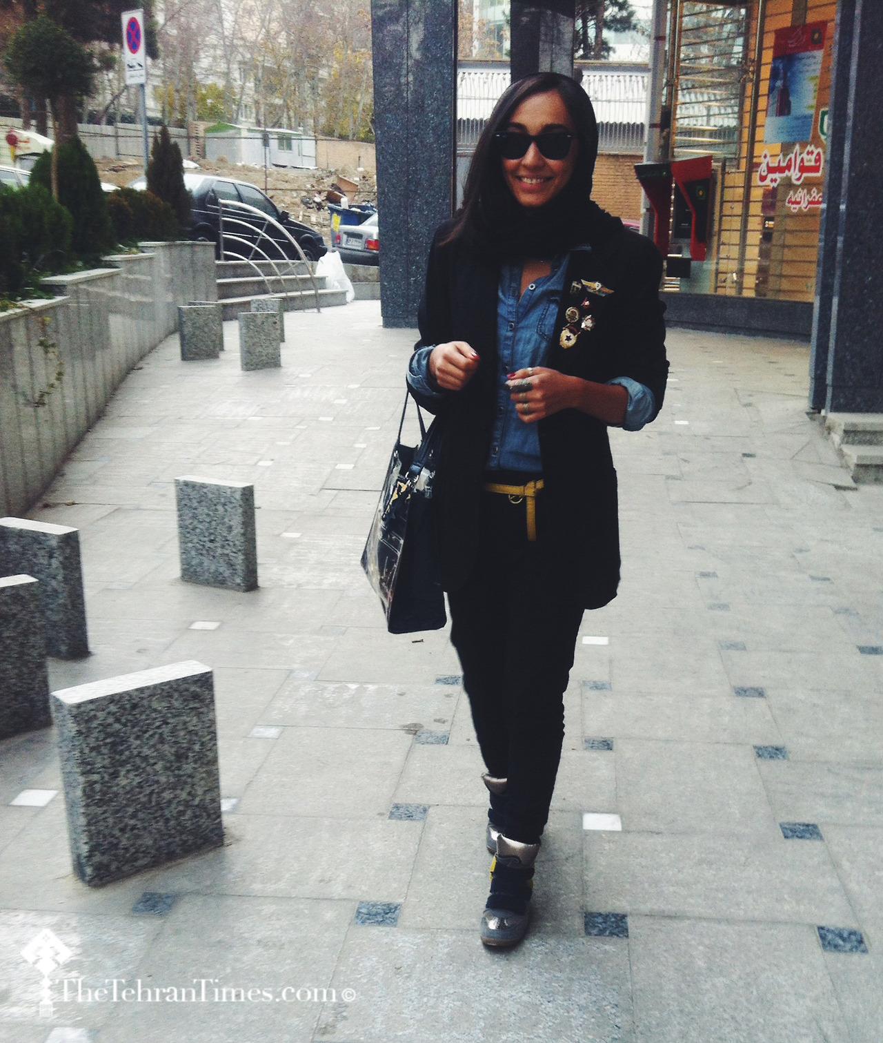 معروف ترین مزون های مانتو تهران مدل لباس - مدل مانتو تابستانی 2013