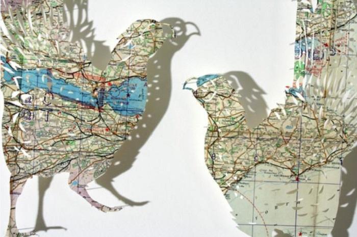 claire map art