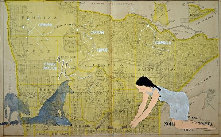 map amy rice