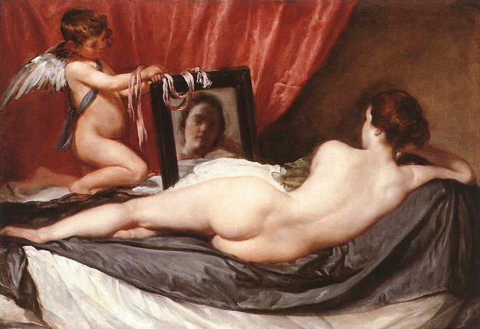 Venus_at_her_Mirror