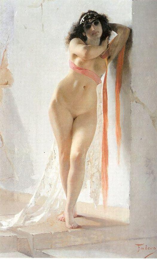 luis-ricardo-falero-spanishpainter-1851-1896-a-naked-oriental-woman