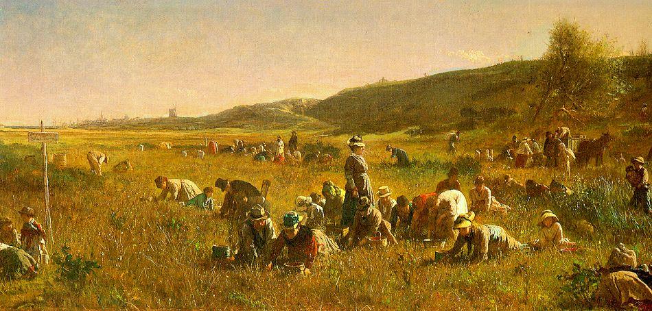 Eastman Johnson 1824-1906 - American Genre painter - Tutt'Art@  (20)