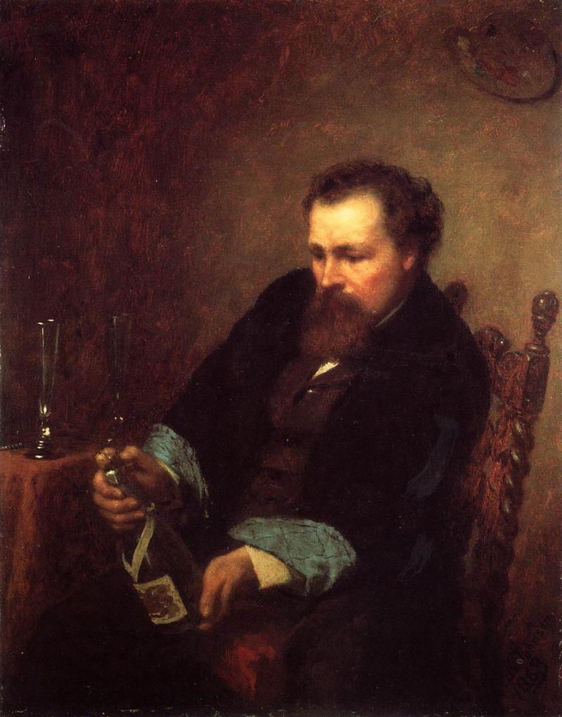 Eastman Johnson 1824-1906 - American Genre painter - Tutt'Art@  (1)