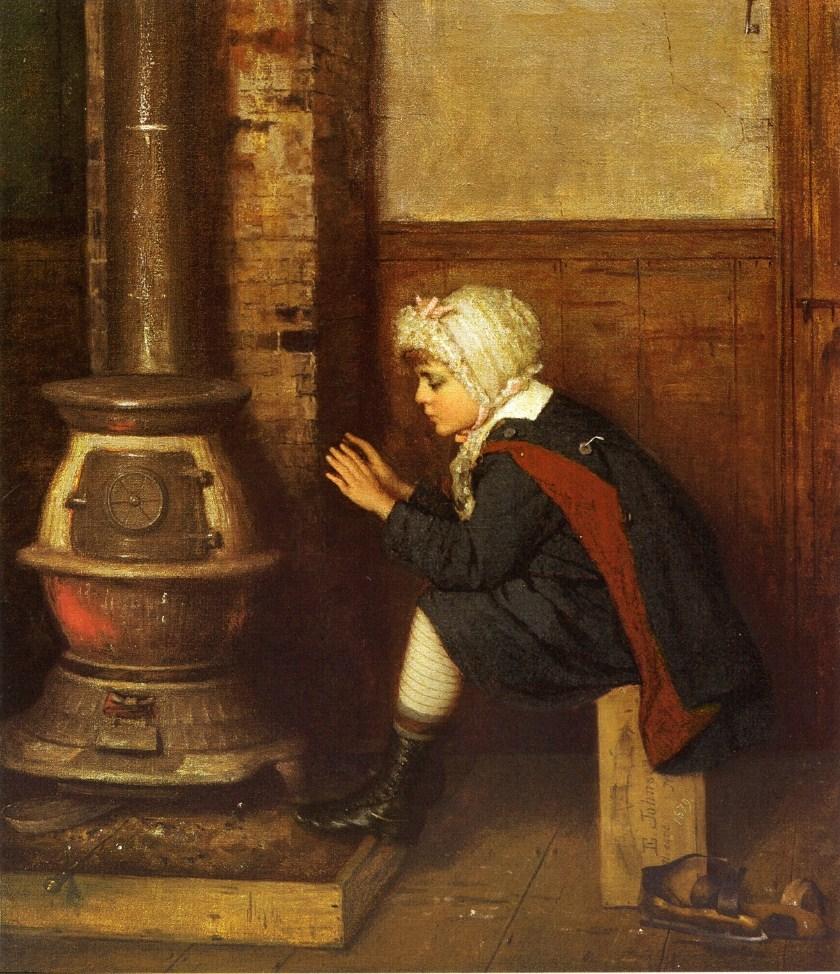 Eastman Johnson 1824-1906 - American Genre painter - Tutt'Art@  (10)