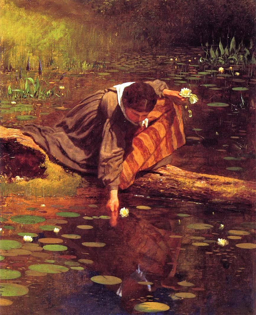 Eastman Johnson 1824-1906 - American Genre painter - Tutt'Art@  (11)
