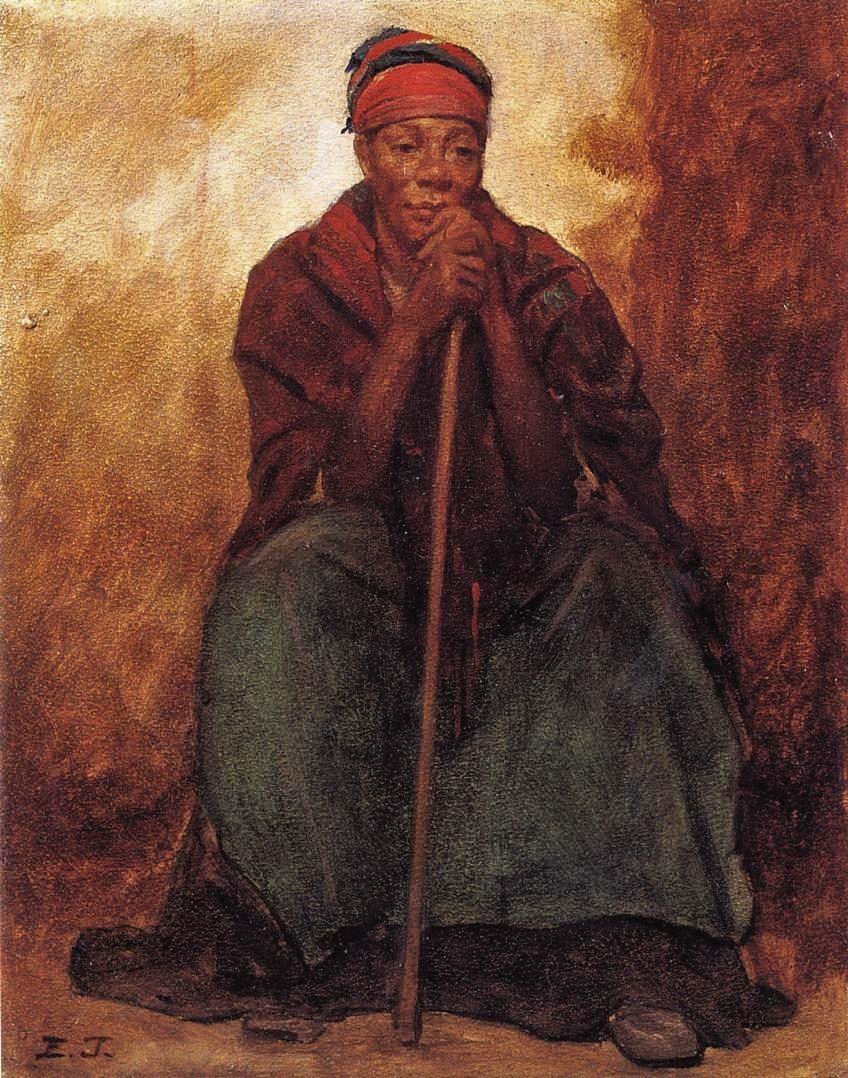 Eastman Johnson 1824-1906 - American Genre painter - Tutt'Art@  (14)