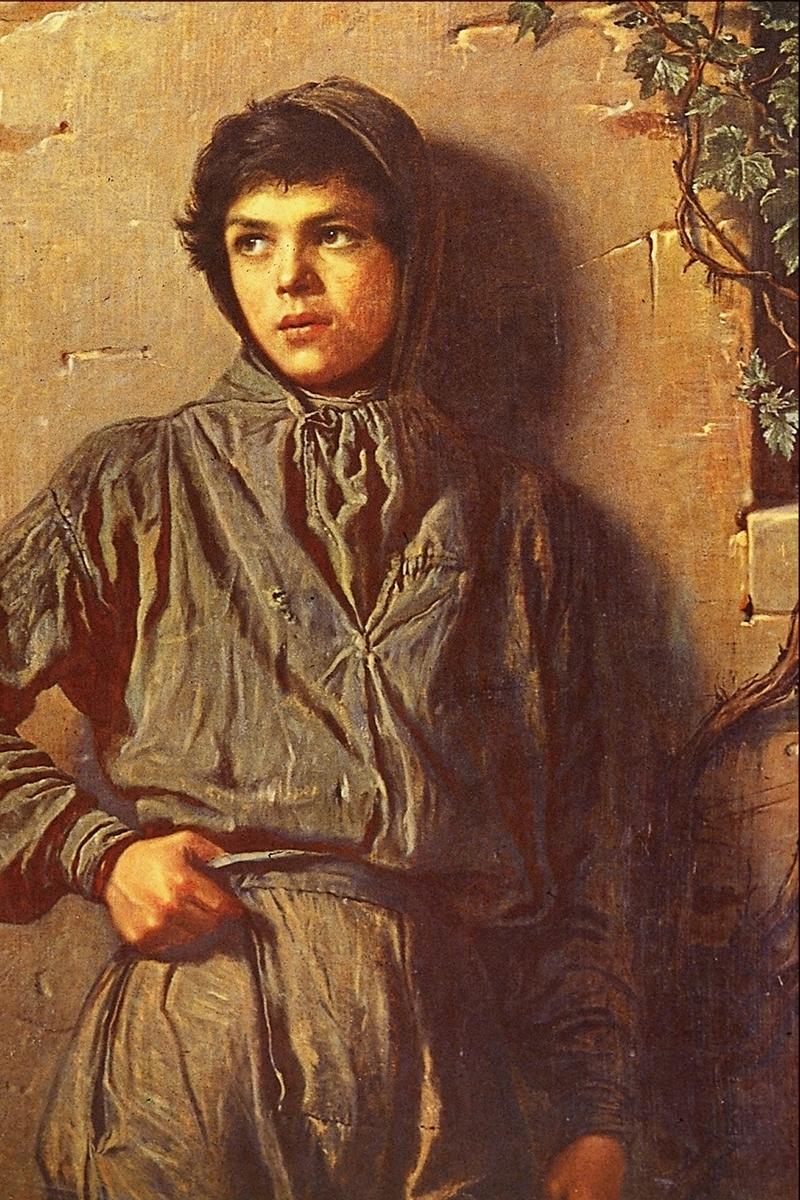 Eastman Johnson 1824-1906 - American Genre painter - Tutt'Art@  (28)