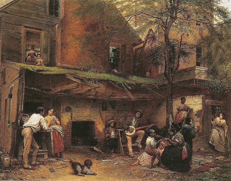 Eastman Johnson 1824-1906 - American Genre painter - Tutt'Art@  (9) (2)