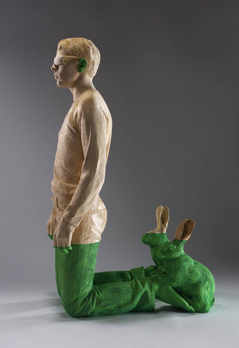 Креативные-скульптуры-by-Willy-Verginer