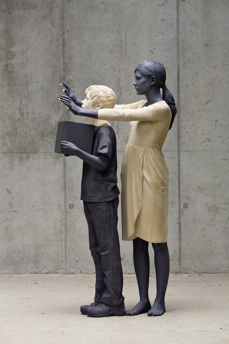 Скульптуры-by-Willy-Verginer