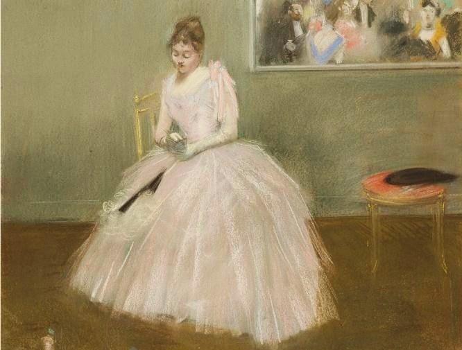 JEAN-LOUIS FORAIN (1852-1931) le carnet de bal