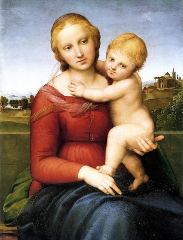 Малая Мадонна Коупера (Piccola Madonna Cowper)
