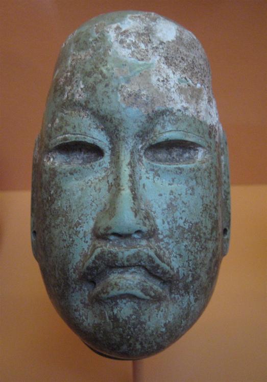 tabasco Olmec 1000-400 a.C.