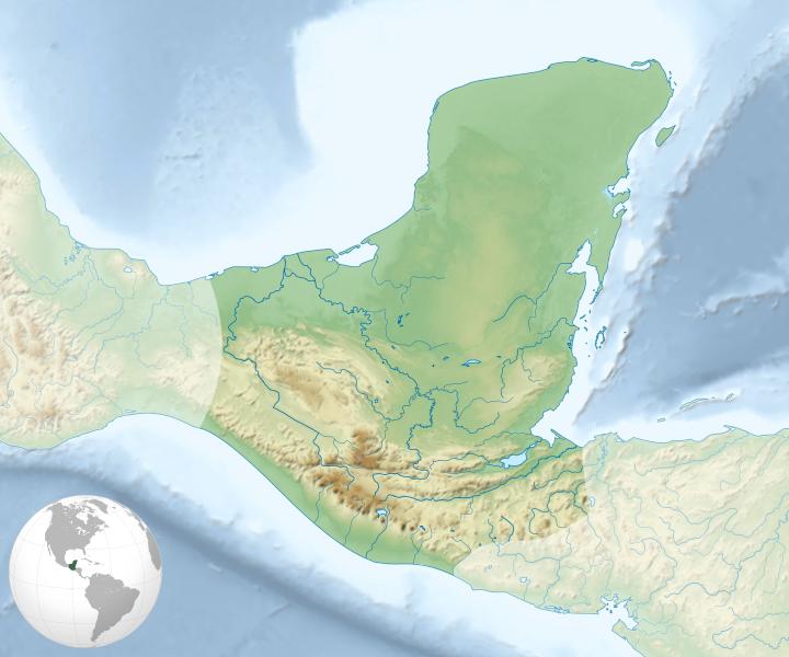 plano Maya civilization