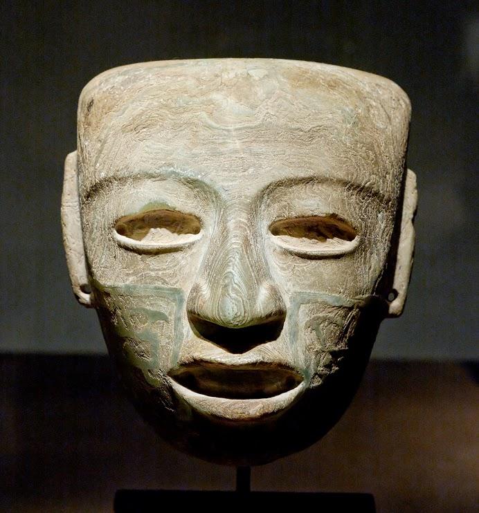 Teotihuacan marmol 300-700 d.C.