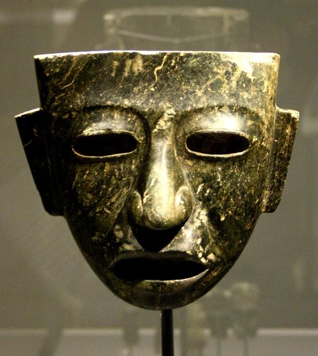 Teotihuacan piedra 300-700 d.C.