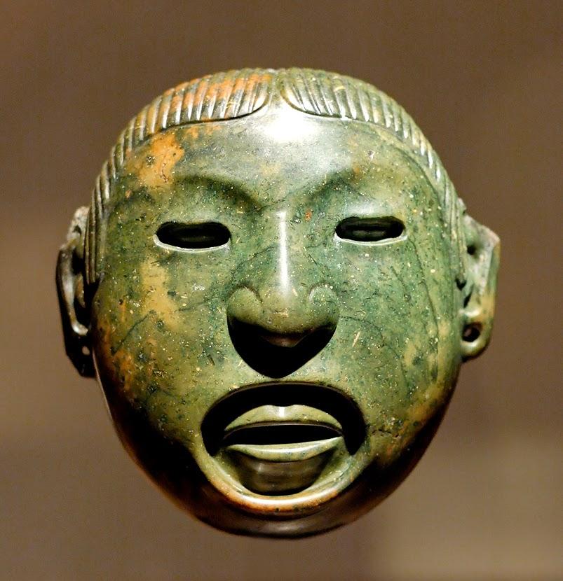 azteca - dios Xipe Totec