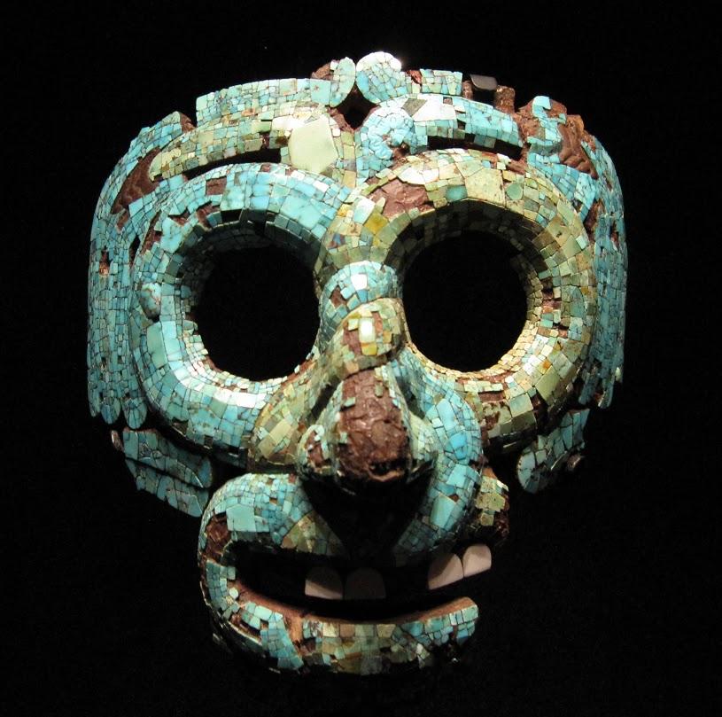 Máscara Aztaca