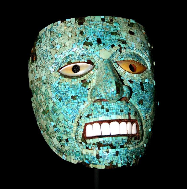 Xiuhtecuhtli azteca