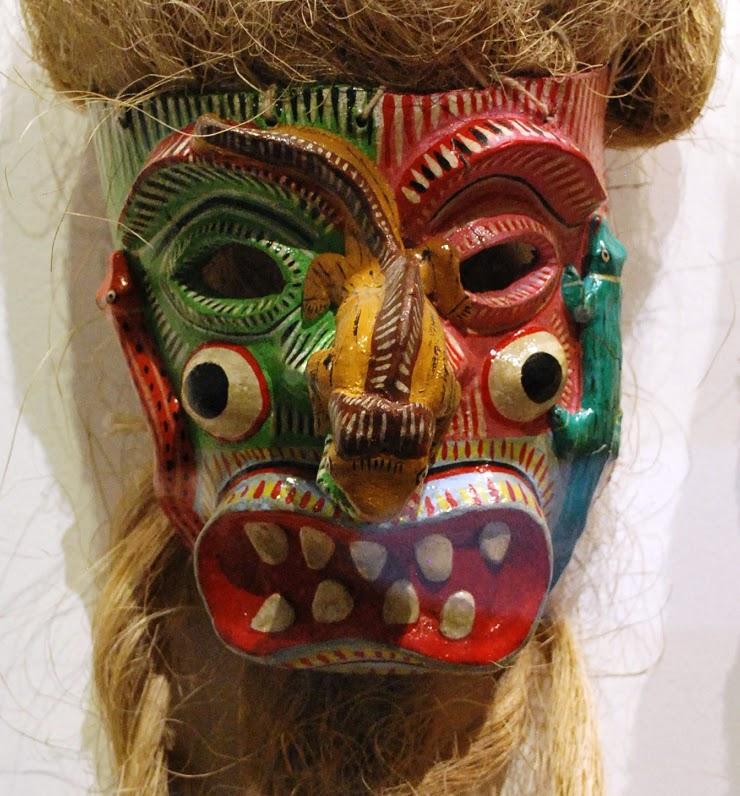 Máscara de Tastuán - jalisco