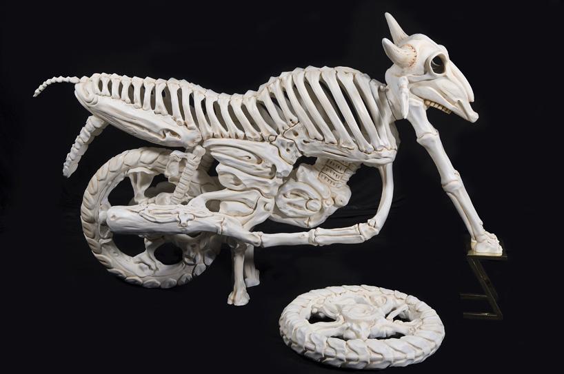 bone-vehicles-by-jitish-kallat-designboom-04