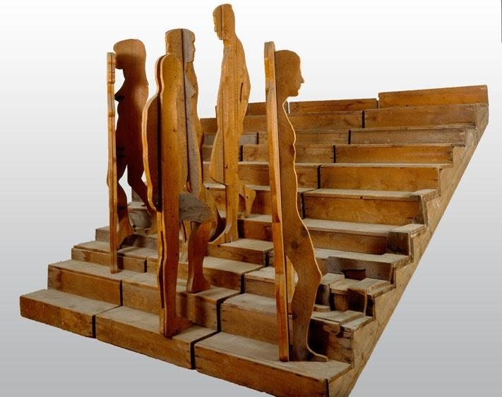 La escalera 1965