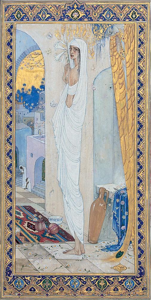 La Anunciación - 1928
