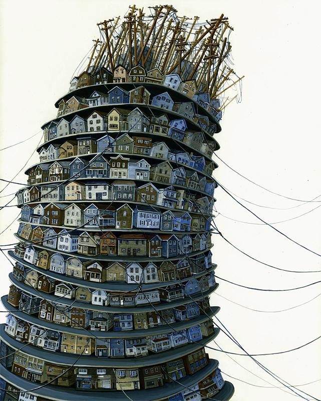 Torre - 2012 - 16 x 20