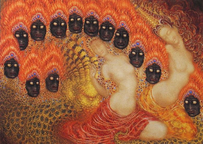 2 - Las Mujeres de Nadjis - 1911