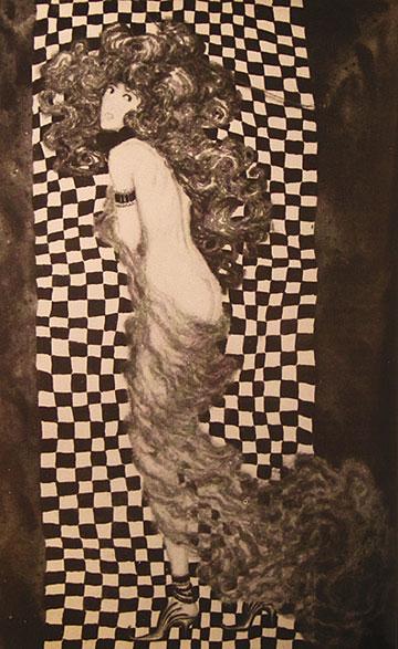 7 - Diseño de vestuario - Salomé - 1908