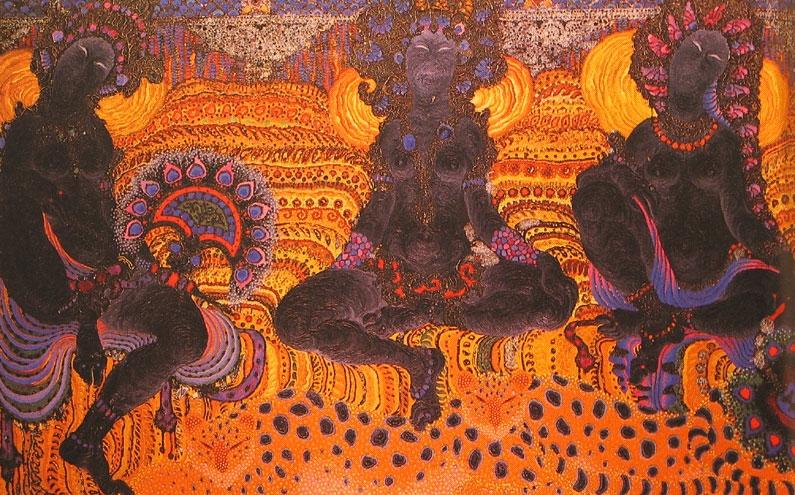 11 a - Tres serenas negras - 1912