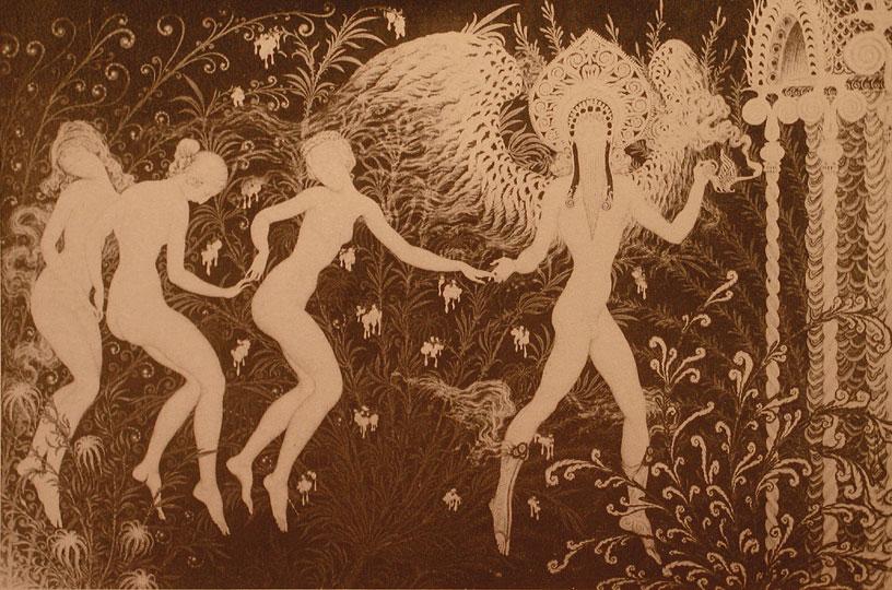 14 - El Potal de los Sueños - 1922