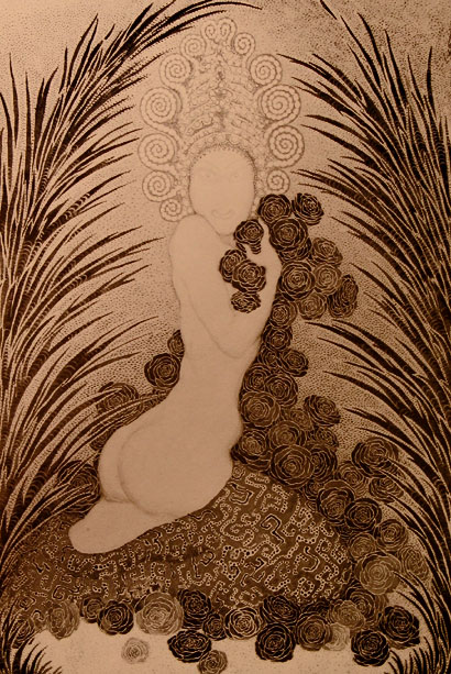 15 - Manto de Rosas - 1912