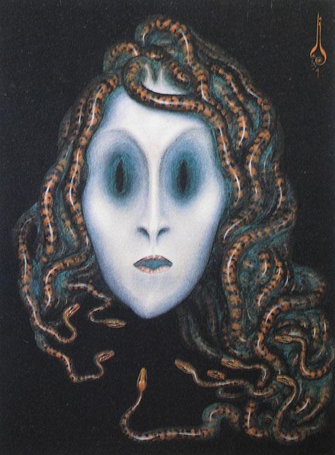 29 - Medusa - 1924